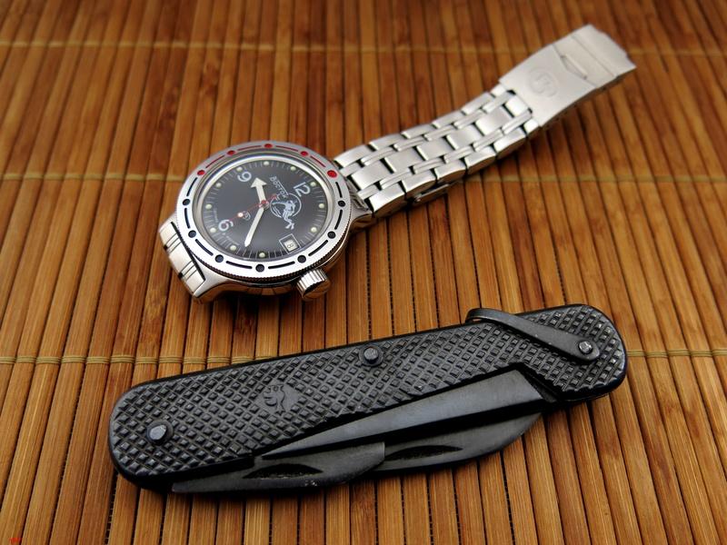 Nos montres avec un objet russe ou soviétique Sapeur12