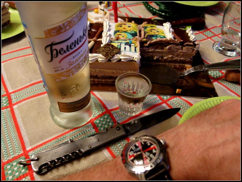 Nos montres avec un objet russe ou soviétique Vostok10