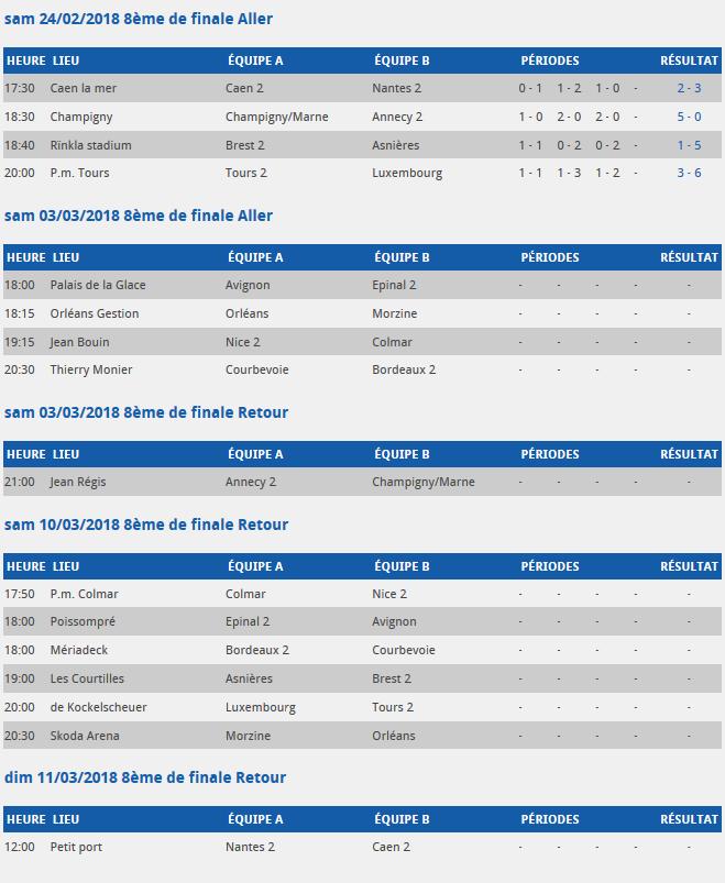 Calendriers des Matchs...Saison 17~18 Screen34