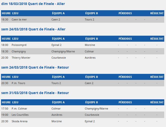 Calendriers des Matchs...Saison 17~18 Screen36