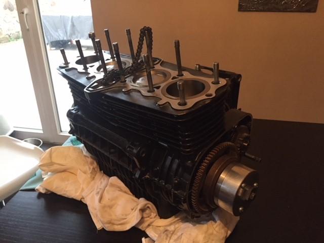 rotor alternateur Z1A Rotor10