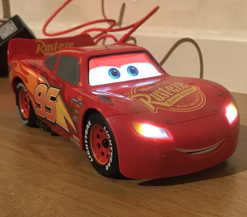 Ultimate Lightning McQueen SPHERO A1ba2f10