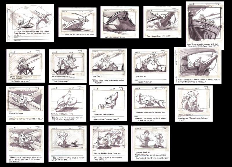 Le Secret de la Petite Sirène [DisneyToon - 2008] - Page 29 Mermai10