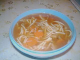 Soupe au spaghettini Imag0518