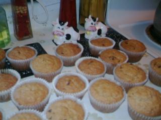 muffins au gruau et au beurre d arachides Imag0536