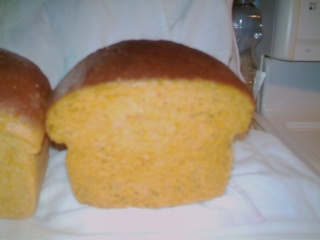 Pain au pesto et fromage Recett11