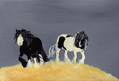 Vos chevaux et vous en dessin Talilo10