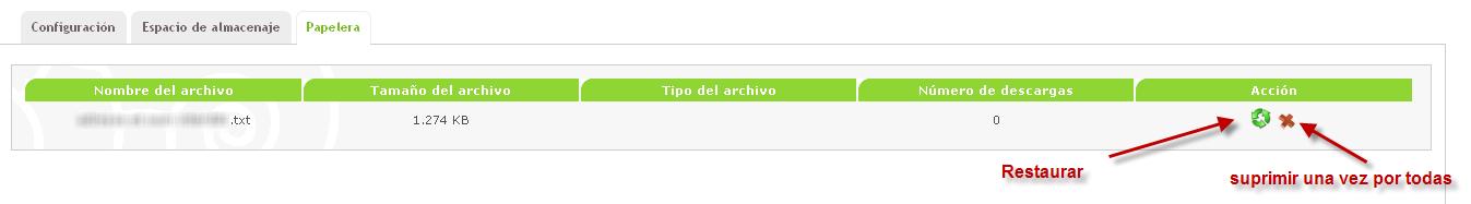 ARCHIVOS : INTERCAMBIAR FICHEROS Arch1110