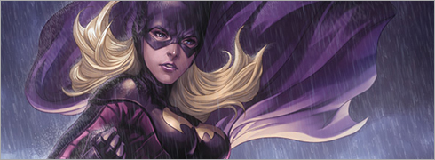 « Crise d'identité » ft. Stephanie Brown / Batgirl Bargir13
