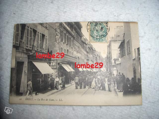 Cartes postales Brest110