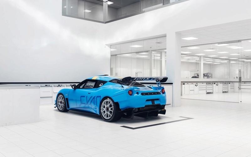 Una Lotus Evora GT4 nel Campionato svedese GT  Z_lotu21