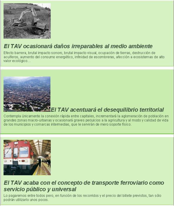 La Y Vasca : Tren de Alta Velocidad (TAV) C110