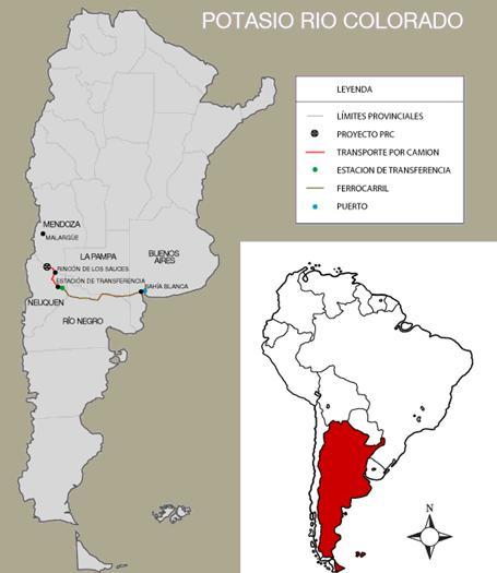 INFORME GENERAL DEL PROYECTO POTASIO RIO COLORADO Y SUS IMPLICANCIAS AMBIENTALES EN PROVINCIAS DE LA REPUBLICA ARGENTINA Foto210