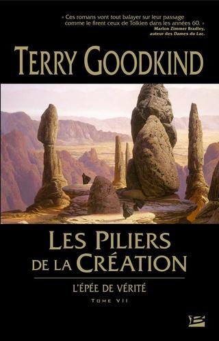 L'ÉPÉE DE VÉRITÉ (Tome 07) LES PILIERS DE LA CRÉATION de Terry Goodkind 71uias10