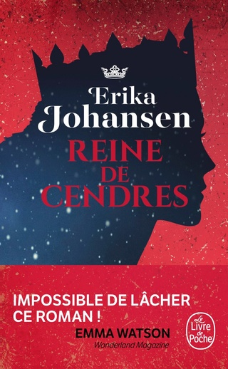 LA TRILOGIE DU TEARLING (Tome 01) LA REINE DU TEARLING de Erika Johansen 81tpfo10