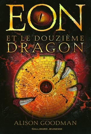 EON (Tome 01) EON ET LE DOUZIÈME DRAGON d'Alison Goodman A1pihl10
