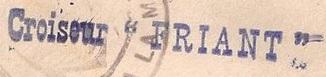* FRIANT (1895/1920) * 120810