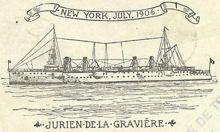 * JURIEN DE LA GRAVIÈRE (1903/1921) * 19060710