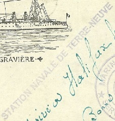 * JURIEN DE LA GRAVIÈRE (1903/1921) * 19061010