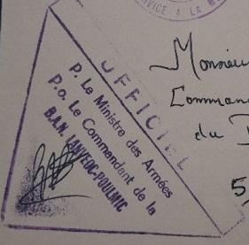 * LANVEOC-POULMIC * 19700210
