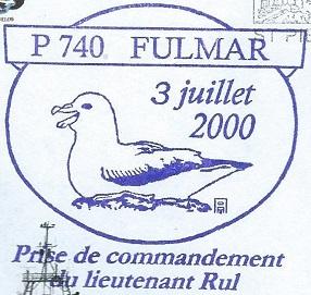 * FULMAR (1997/....) * 20000710