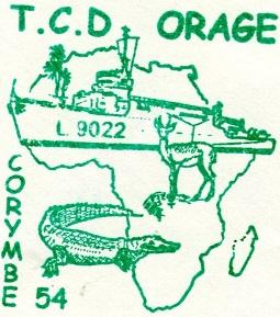 * ORAGE (1968/2007) * 20001110