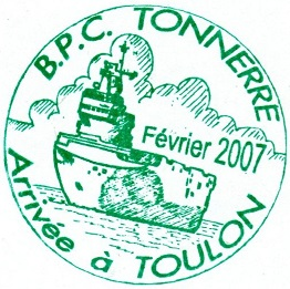 * TONNERRE (2007/....) * 20070210