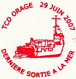 * ORAGE (1968/2007) * 20070610