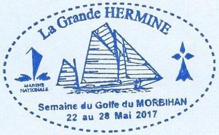 * LA GRANDE HERMINE (1964/....) * 20170511