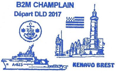 * CHAMPLAIN (2017/....) * 20170512