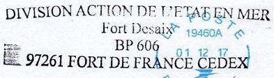 * FORT-DE-FRANCE * 20171211