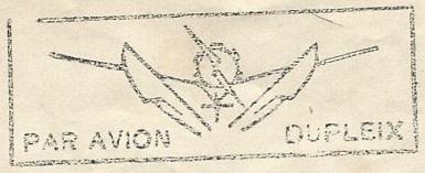 * DUPLEIX (1932/1942) * 361210
