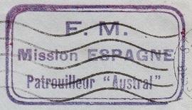* AUSTRAL (1937/1941) * 380910