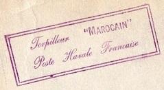 * MAROCAIN (1944/1964) * 460610