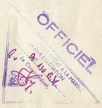 * MALGACHE (1952/1969) * 550311