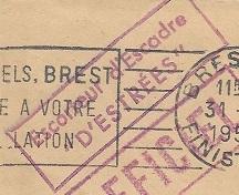 * D'ESTRÉES (1957/1985) * 560311