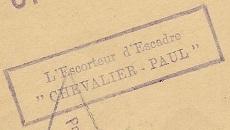 * CHEVALIER PAUL (1956/1971) * 560410