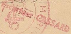 * CASSARD (1956/1976) * 570910