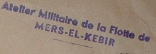 * MERS EL KEBIR * 6008_c10
