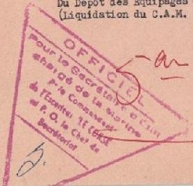 * LE CORSE (1955/1975) * 640410