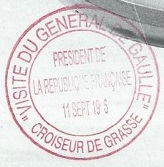 * DE GRASSE (1956/1973) * 660910