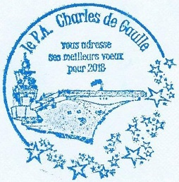 * CHARLES DE GAULLE (2001/....) * 669_0011