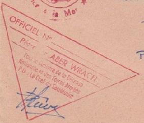 * ABER WRAC'H (1966/1989) * 690610
