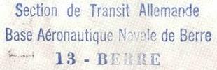 * BERRE * 720611