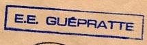 * GUÉPRATTE (1957/1985) * 760910