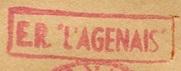* L'AGENAIS (1958/1985) * 781211
