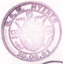 * HYÈRES-LE-PALYVESTRE * 810610
