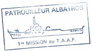 * ALBATROS (1984/2015) * 840610