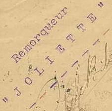 * JOLIETTE (1911/1920) * 866_0010