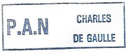 * CHARLES DE GAULLE (2001/....) * 890410